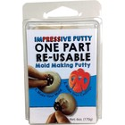 Composimold . CPO ImPRESSive Re-Usable Putty 6oz