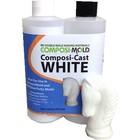 Composimold . CPO ComposiCast White Resin16oz