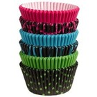 Wilton Products . WIL Standard Baking Cups - Neon Dark