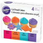 Wilton Products . WIL Gel Food Color Neon