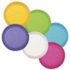 Wilton Products . WIL Standard Baking Cups - Ranibow Brights