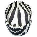 Wilton Products . WIL Zebra Standard Baking Cup