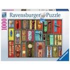 Ravensburger (fx shmidt) . RVB Antique Doorknobs 1000Pc Puzzle
