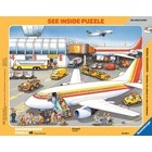 Ravensburger (fx shmidt) . RVB At The Airport 41Pc Puzzzle