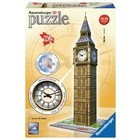 Ravensburger (fx shmidt) . RVB Big Ben Clock 3D 216Pc Puzzle