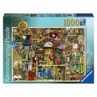Ravensburger (fx shmidt) . RVB Bizarre Bookshop 1000Pc Puzzle