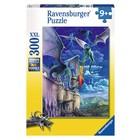 Ravensburger (fx shmidt) . RVB Breathing Fire 300Pc Puzzle