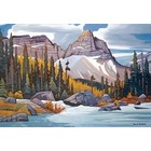 Ravensburger (fx shmidt) . RVB Cathedral Mountain 1000Pc Puzzle