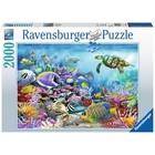Ravensburger (fx shmidt) . RVB Coral Reef Majesty 2000Pc Puzzle