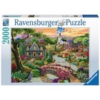 Ravensburger (fx shmidt) . RVB Enchanted Valley 2000Pc Puzzle