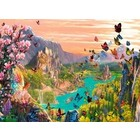 Ravensburger (fx shmidt) . RVB Fairy Valley 300Pc Puzzle