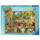 Ravensburger (fx shmidt) . RVB Gardeners Cupboard  1000Pc Puzzle