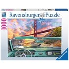 Ravensburger (fx shmidt) . RVB Golden Gate 1000Pc Puzzle