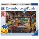 Ravensburger (fx shmidt) . RVB Grandpa's Garage 300Pc Puzzle