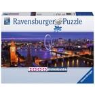 Ravensburger (fx shmidt) . RVB London Night 1000Pc Puzzle