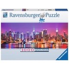 Ravensburger (fx shmidt) . RVB Manhatten Lights 1000Pc Puzzle