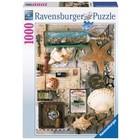Ravensburger (fx shmidt) . RVB Maritime Souvenirs 1000Pc Puzzle
