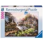 Ravensburger (fx shmidt) . RVB Morning Glory 1000Pc Puzzle