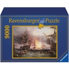 Ravensburger (fx shmidt) . RVB Bombardment of Algiers 9000Pc Puzzle