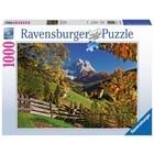 Ravensburger (fx shmidt) . RVB Mountain Autumn 1000Pc Puzzle