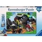 Ravensburger (fx shmidt) . RVB Power Vehicles 200Pc Xxl Puzzle