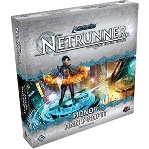 Fantasy Flight Games . FFG Android Netrunner LCG: Honor and Profit