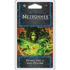 Fantasy Flight Games . FFG Android Netrunner LCG: Democracy and Dogma