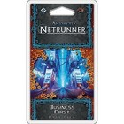 Fantasy Flight Games . FFG Android Netrunner LCG: Business First