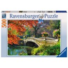 Ravensburger (fx shmidt) . RVB Romantic Bridge 500Pc Puzzle
