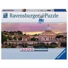 Ravensburger (fx shmidt) . RVB Rome 1000Pc Panorama Puzzle