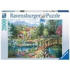 Ravensburger (fx shmidt) . RVB Shades Of Summer 2000Pc Piece