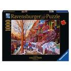 Ravensburger (fx shmidt) . RVB Street Hockey 1000Pc Puzzle