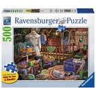 Ravensburger (fx shmidt) . RVB The Attic  500Pc Puzzle