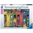 Ravensburger (fx shmidt) . RVB The Locker Room 1000Pc Puzzle