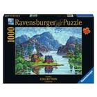 Ravensburger (fx shmidt) . RVB The Saguenay Fjord 1000Pc Puzzle