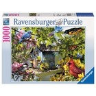 Ravensburger (fx shmidt) . RVB Time For Lunch 1000Pc Puzzle