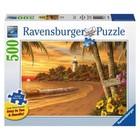 Ravensburger (fx shmidt) . RVB Tropical Love 500Pc Puzzle