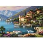 Ravensburger (fx shmidt) . RVB Villa Bella Vista 500Pc Puzzle