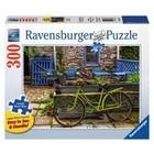 Ravensburger (fx shmidt) . RVB Vintage Bicycle 300Pc Puzzle