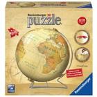 Ravensburger (fx shmidt) . RVB Vintage Globe 3D 540Pc Puzzle