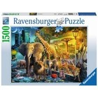 Ravensburger (fx shmidt) . RVB The Portal 1500Pc Puzzle