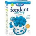 Satin Fine Foods . SFF Blue Fondant 24oz