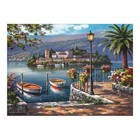 Anatolian . ANA Seaside Port 1000Pc Puzzle