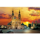 Trefl (puzzles) . TRF 1500Pc St Michael Church & Cathedral Puzzle