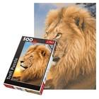 Trefl (puzzles) . TRF Lion 500Pc Puzzle