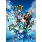 Trefl (puzzles) . TRF Queen Of The Sea 2000Pc Puzzle