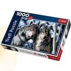 Trefl (puzzles) . TRF Wolves 1000Pc Puzzle