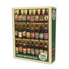Cobble Hill . CBH Beer Collection 1000Pc Puzzle