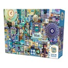 Cobble Hill . CBH Blue 1000Pc Puzzle