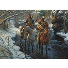 Cobble Hill . CBH Creek Crossing 1000Pc Puzzle